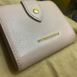 **SOLD** Burberry Wallet. 100% Authentic.